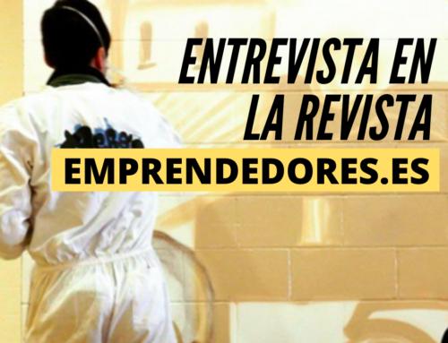 Entrevista a Lucas Amat en la Revista Emprendedores.es