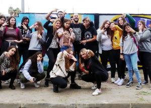 taller de graffiti Barcelona