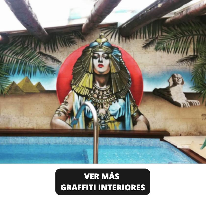 Graffiti Hoteles Interior