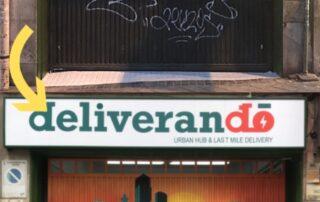 Graffiti deliverando