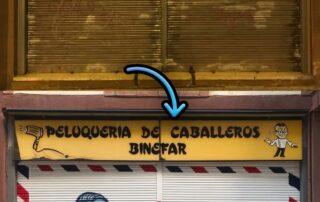 Graffiti Peluqueria