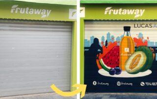 Graffiti Fruteria